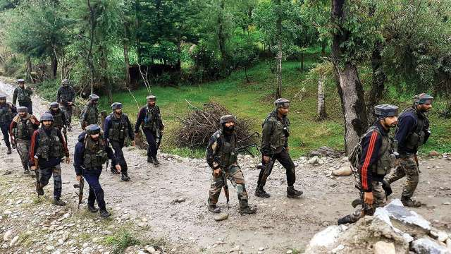 J&K: Major success for security forces, three terrorists gunned down in Uri