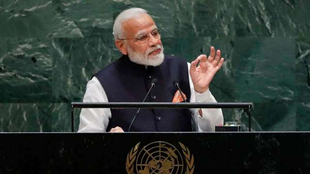 PM Modi UNGA speech today LIVE: When and where to watch in India, know timing