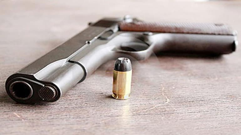 Ghaziabad contract killer tries to murder two businessmen, shot dead