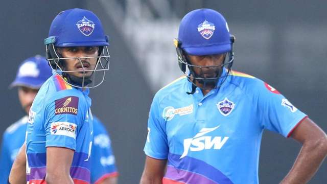 IPL 2021: Bowling dominant match saw Delhi Capitals win by 4 wickets against Mumbai India